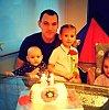 Jono Mačiulio gimtadienis – trijų princesių apsuptyje