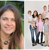 """Meilės emigrantė ir 5 vaikų mama Jolita Dijkmans iš Paryžiaus: """"Kartais jaučiuosi lyg ateivė"""""""