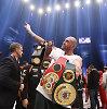 Boksininkas Tysonas Fury galvoja apie karjeros pabaigą