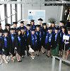 Diplomai – pirmiesiems socialinio darbo magistrams